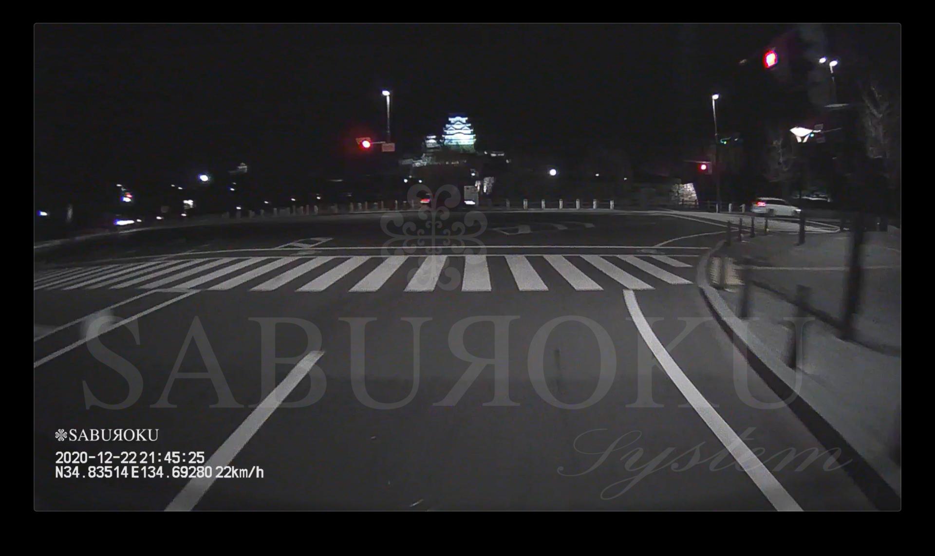 DRMR480夜間映像